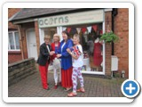 Acorns were highly recommended runners up in the BGRA Jubilee competition. (c) Barnt Green Residents Association
